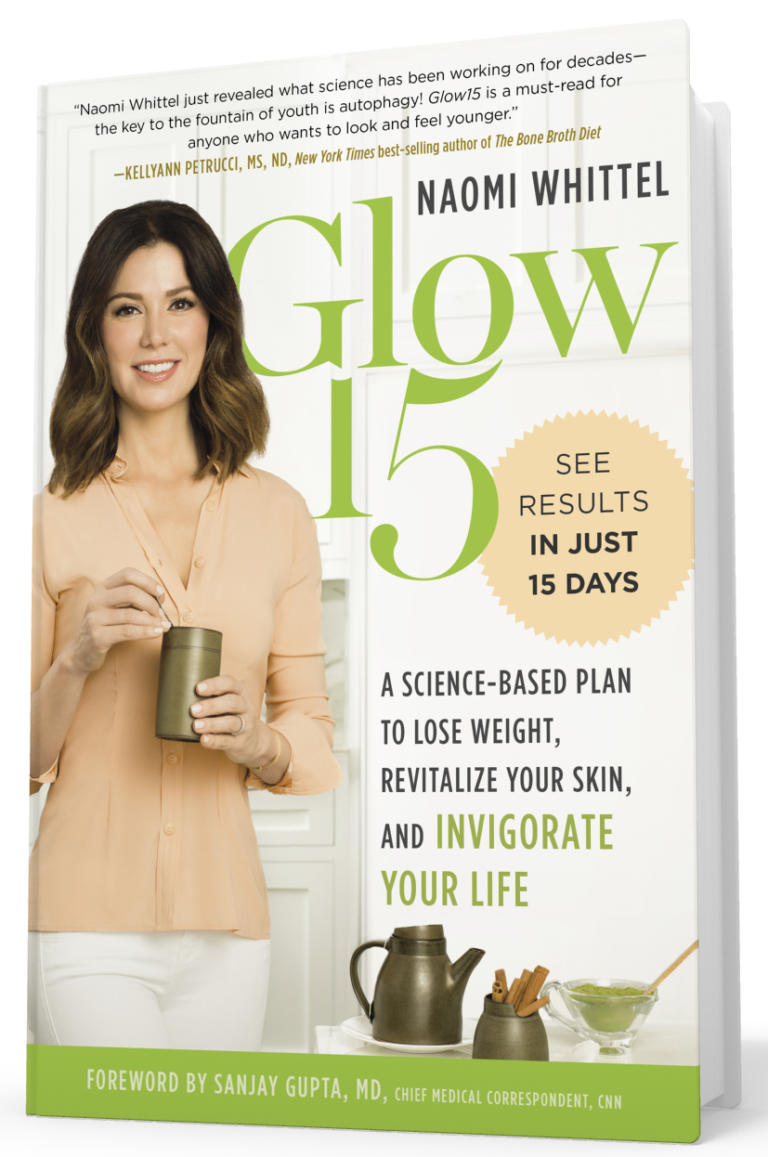 Glow 15 Book